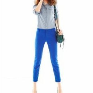 New York & Company Stretch Skinny Cropped Pants